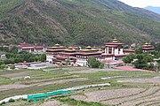 Tashichho Dzong, Bhutan 01.jpg