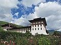 Tashichho Dzong Fortress in Thimphu during LGFC - Bhutan 2019 (114).jpg