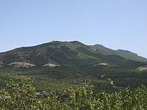 Tbilisi national park from Mtskheta.jpg