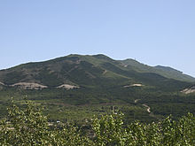 Tbilisi national park from Mtskheta.jpg