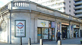 Image illustrative de l'article Temple (métro de Londres)