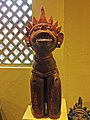 Terracotta animal figurine at Odisha Crafts Museum, Bhubaneswar, Odisha, India.jpg