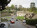 Tetbury Gumstool Hill Looking Towards Cattle Market - geograph.org.uk - 275239.jpg