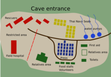 Tham Luang cave rescue - Wikipedia