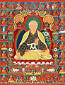 Thangka Depicting Sachen Kunga Nyingpo, Tibet, Ngor Monastery, circa 1600.jpg