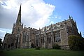 Thaxted Parish Church of St. John the Baptist, St. Mary & St. Laurence.JPG