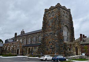 All Saints' Church — Ashmont (Boston) - Image: The All Saints' Church