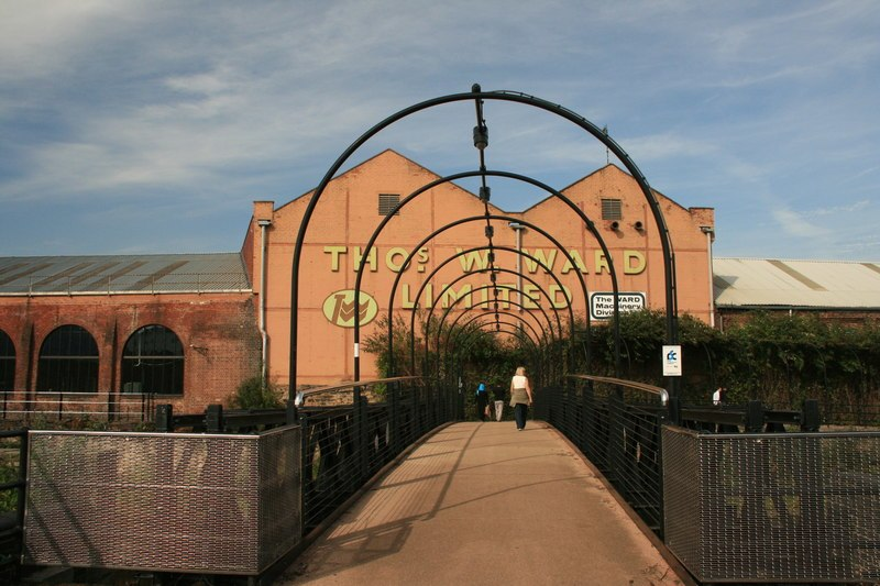 The Bailey Bridge (geograph 3669971)