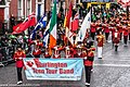 The Burlington Teen Tour Band Represented Canada at the St. Patrick Day celebrations in Dublin (2013) (8566217676).jpg