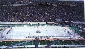 "Michigan State Spartans men's ice hockey - ""The Cold War"""