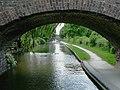 The Coventry Canal through Bridge No 67, Amington, Staffordshire - geograph.org.uk - 1156917.jpg