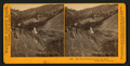 The Devil's Tea-kettle, from the road, Geysers, Napa County, Cal, by Watkins, Carleton E., 1829-1916.png