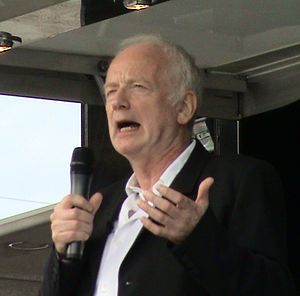 Ian McDiarmid - McDiarmid at the 2007 Celebration Europe.