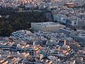 The Greek Parliament, the Temple of Olympian Zeus ^ the Acropolis Museum seen from above. - panoramio.jpg