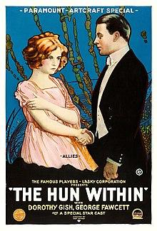 Hun В (1918) poster.jpg