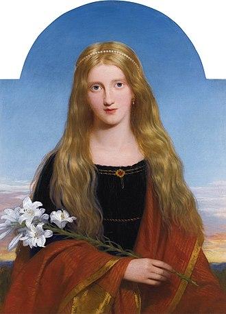 Lady Charlotte Bury - Daughter of Charlotte and Edward John Bury (Charles Lock Eastlake)