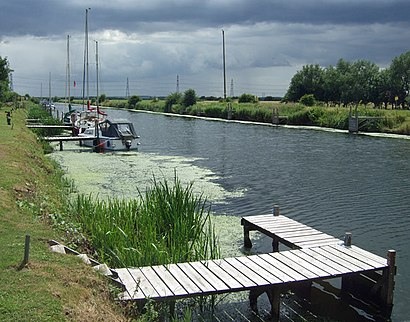 How to get to Ferriby Sluice with public transport- About the place