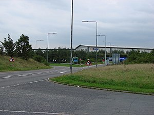 Adwick le Street - Red House industrial park