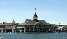 The Pavilion Newport Beach California