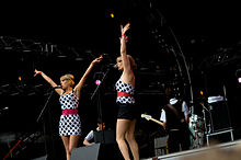 The Pipettes at Ruisrock 2007.jpg