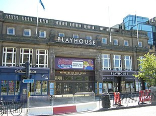 The Playhouse, Greenside Place - geograph.org.uk - 1346792.jpg
