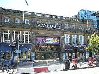 Edinburgh Playhouse theatre and music venue in Edinburgh, Scotland, a former cinema