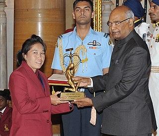 Oinam Bembem Devi Indian footballer