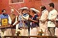 The Prime Minister, Shri Narendra Modi at the inauguration of the National Tribal Carnival-2016, in New Delhi (1).jpg