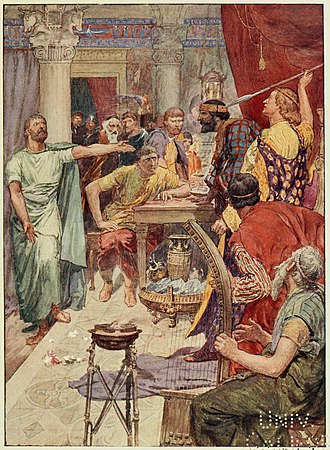 Cleitus the Black - The quarrel between Alexander and Cleitus