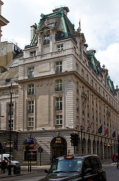 Arlington Hotel Paris Wedding