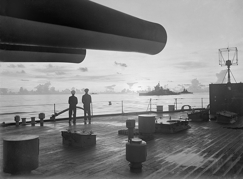The Royal Navy during the Second World War A23486