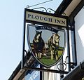 The Sign of the Plough Inn, Tetney - geograph.org.uk - 904429.jpg