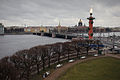 The Spit of Vasilievsky Island and the Rostral Column.jpg