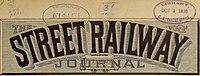 The Street railway journal (1884) (14574256498).jpg