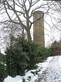 The Tower in the corner of Guildford Cemetery - geograph.org.uk - 1158415.jpg