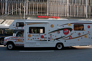 The Yelp RV.