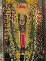 The deity of sree janardana lakshminarayana temple, kalagaru.jpg
