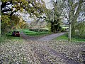 The end of Southbrook Lane, Steeple Ashton - geograph.org.uk - 281317.jpg
