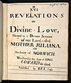 The front page of Revelations of Divine Love (c. 1675, Serenus de Cressey).jpg