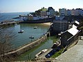 The harbour at Tenby viewed from Crackwell Street - geograph.org.uk - 1022307.jpg