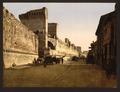 The ramparts, Avignon, Provence, France-LCCN2001698590.tif