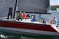 The sailboat Koobalibra, a C&C 115, competing in the Great Bras d'Or Cup, Leg 3 of Race the Cape 2013 06.jpg
