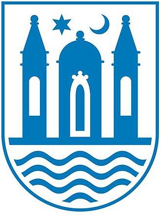 Svendborg Municipality - Image: The shield of Svendborg Kommune