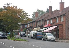 The shops on The Street, Effingham - geograph.org.uk - 56610.jpg