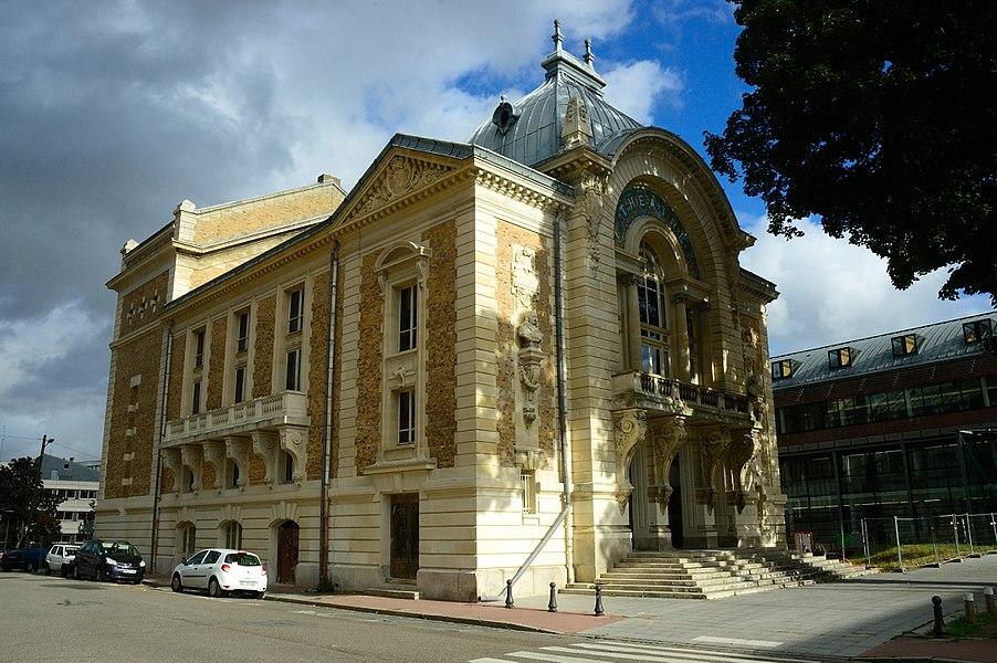 Théâtre municipal d'Évreux.