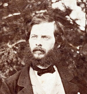 Theodore Winthrop - Image: Theodore Winthrop