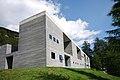 Therme Vals facade, Vals, Graubünden, Switzerland - 20090809.jpg