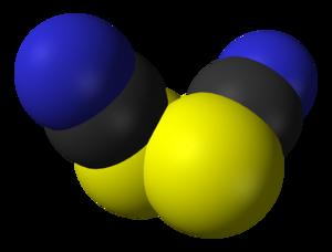 Thiocyanogen