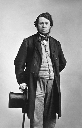 Canadian Confederation - Thomas D'Arcy McGee in 1868