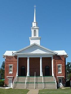 Thomaston Central Historic District